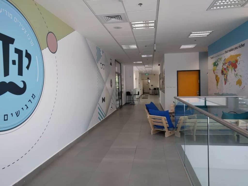 עיצוב ומיתוג משרדים