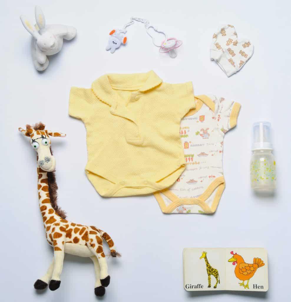 מוצרים מעוצבים לתינוקות